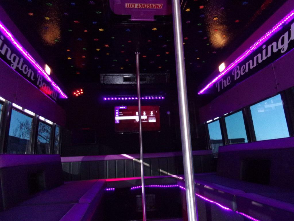 Bennington Bandit New York Party Bus